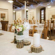 Dřevěné dekorace