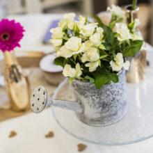 Váza konvička