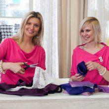 Příprava textilií