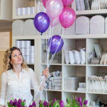 Ukázka balónků